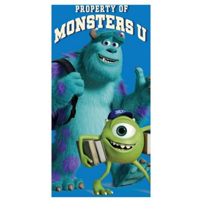Buy Disney Monsters University Beach Towel From Our Beach