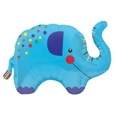 Elephant Balloon - 36 inch Foil
