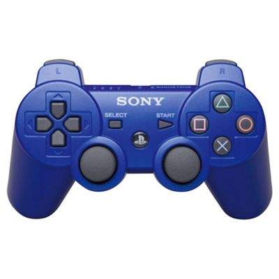 PS3 Controller - Official Dualshock 3 (Blue)