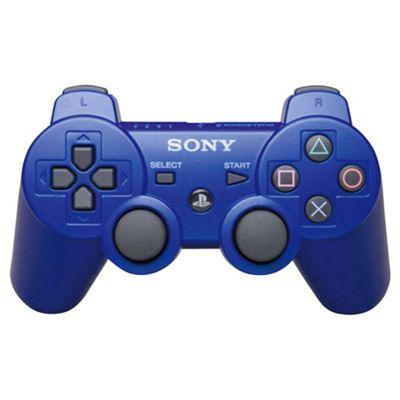 PS3 Controller - Official Dualshock 3 (Blue)