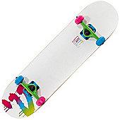 Enuff Logo Mini 2014 Fluo 7.25inch Complete Skateboard