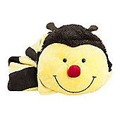 Pillow Pets Blankets Bumble Bee