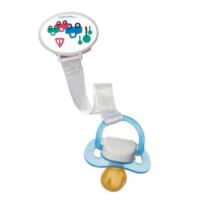 Dreambaby Pacifier Holder Cars