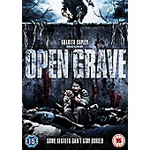 Open Grave DVD