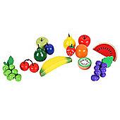 Santoys Fruit in a Net (13 Pieces)