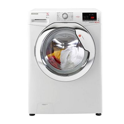 Hoover DXOC47C3 1400spin Washing Machine 7kg White