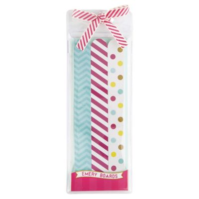 Sweetie Shop Nail File Emery Board se