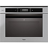 Whirlpool AMW850IX Built-in Combi Microwave, 900Watts, 40litres, Stainless Steel