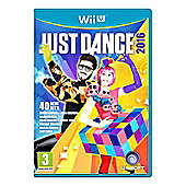 Just Dance 2016 WII U Software