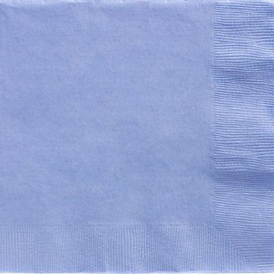 Baby Blue Napkins - Paper Dinner Napkins - 20 Pack