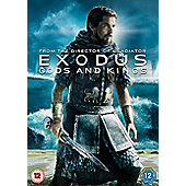Exodus: Gods & Kings DVD