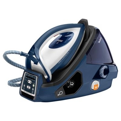 Tefal Pro Express GV9071 Steam Generator Blue