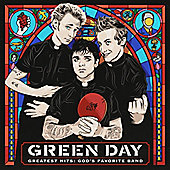 Green Day – Greatest Hits: God's Favourite Band