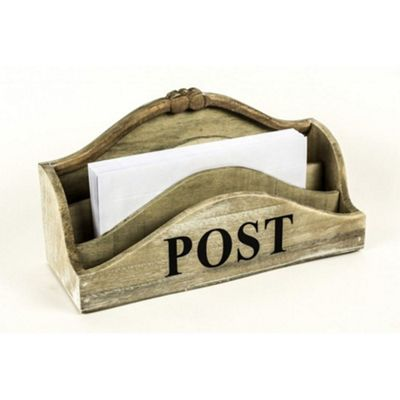 3 Section Post Rack