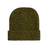 Antique Mustard Heritage Beanie - Gold