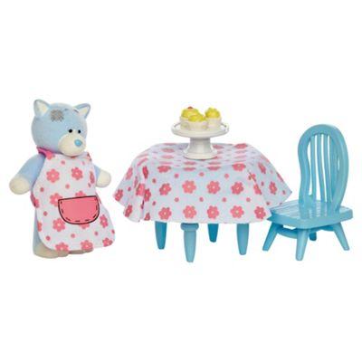 Tatty Teddy & Blue Nosed Friends Kittywink Kitchen Set