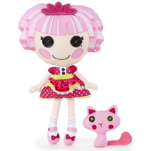 Lalaloopsy Soft Doll - Jewel Sparkles
