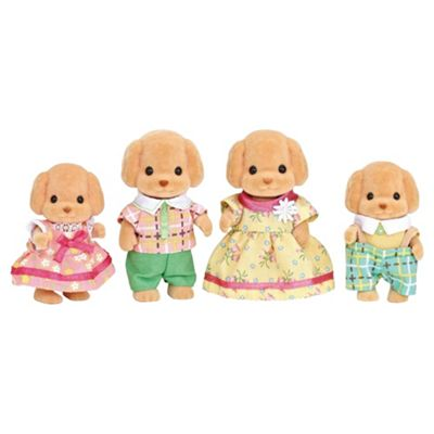 Sylvanian Families Toy Poodle Family  sc 1 st  Tesco & Buy Sylvanian Families Toy Poodle Family from our All Sylvanian ...