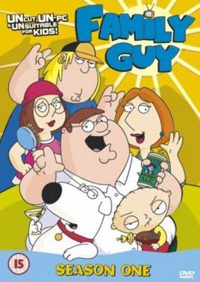 Family Guy - Series 1 - Complete (DVD Boxset)