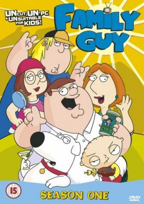 Family Guy - Series 1 - Complete (DVD Boxset)