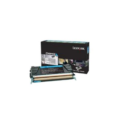 Lexmark High Yield Toner Cartridge (Cyan) for C748 Printers