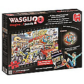 Wasgij - Imagine 2 -If The Wheel Hadnt Been Invented Puzzle