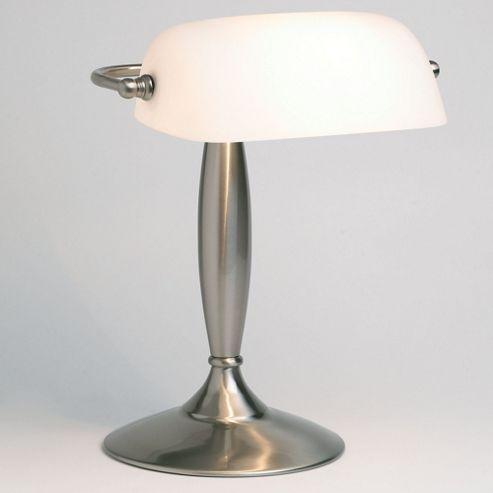 Endon Lighting Pres Fluorescent Table Lamp