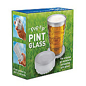 Pop Up Pint Glass