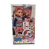 Nancy London World Adventures Doll
