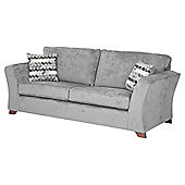 Elodie Large Sofa, Grey