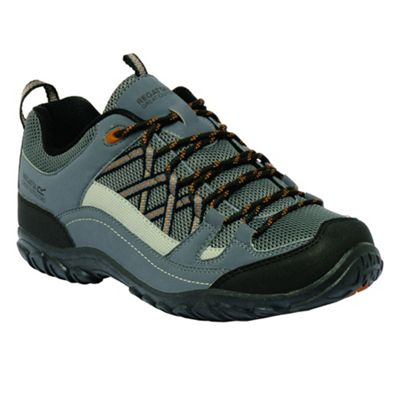 Regatta Mens Edgepoint II Shoe Granite 10