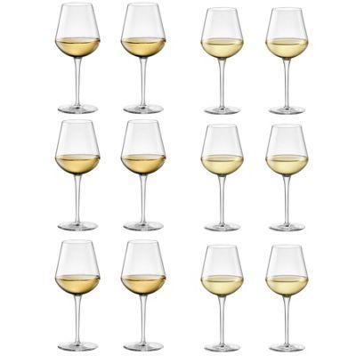 Bormioli Rocco Inalto Uno Medium / Large Wine Glass - 470 / 560ml - Set of 12 Glasses