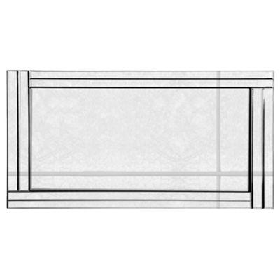 Glass On Glass Full Length Mirror
