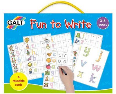 Fun To Write Play Learn Galt