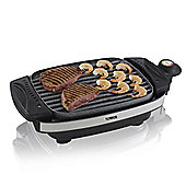 Tower Cerastone Reversible Indoor Electric Grill - Black