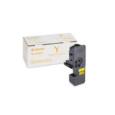 Kyocera TK-5230Y Toner Cartridge 1T02R9ANL0