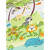 """Jungle Boogie Lined Curtains 66"""" x 72"""""""