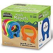 Learning Resources Mighty Magnets 6pk