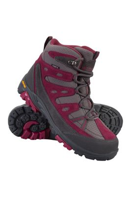 Mountain Warehouse Nevis Vibram Waterproof Kids Boot ( Size: 12 Child )