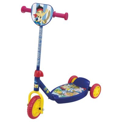 Disney Jake and the Neverland Pirates Wide Ride Scooter