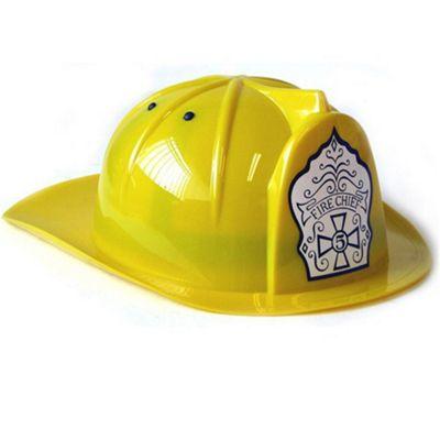 Peterkin Fire Chief Helmet Yellow