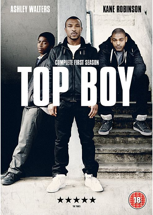 Top Boy: Season 1 (DVD Boxset)