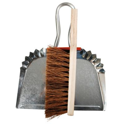 Fallen Fruits Dustpan & Brush