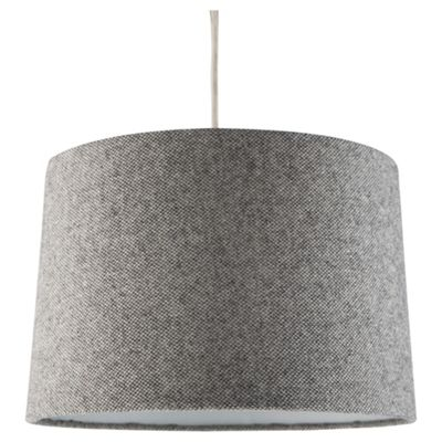 Buy tapered drum woven lamp shade dark grey from our pendant tapered drum woven lamp shade dark grey aloadofball Images