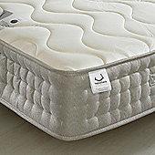 Happy Beds Bamboo 1500 Pocket Sprung Memory and Reflex Foam Mattress