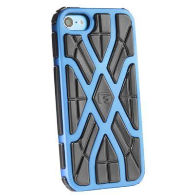 G-FORM Xtreme iPod Touch Case, Blue/Black RPT