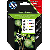 HP 950/951XL Ink Cartridge Multipack C2P43AE#301