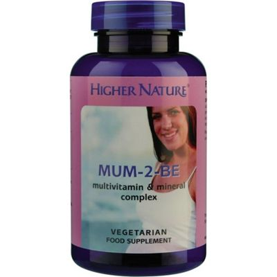 Higher Nature Mum-2-Be 30 Tablets