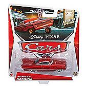 Disney Pixar Cars Diecast Hydraulic Ramone