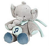 Nattou Mini Musical Jack the Elephant